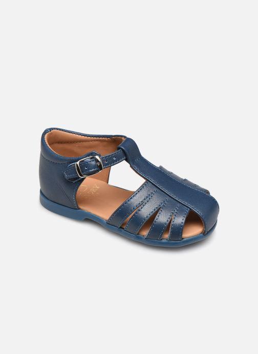 Sandalias Cendry Jean Azul vista de detalle / par