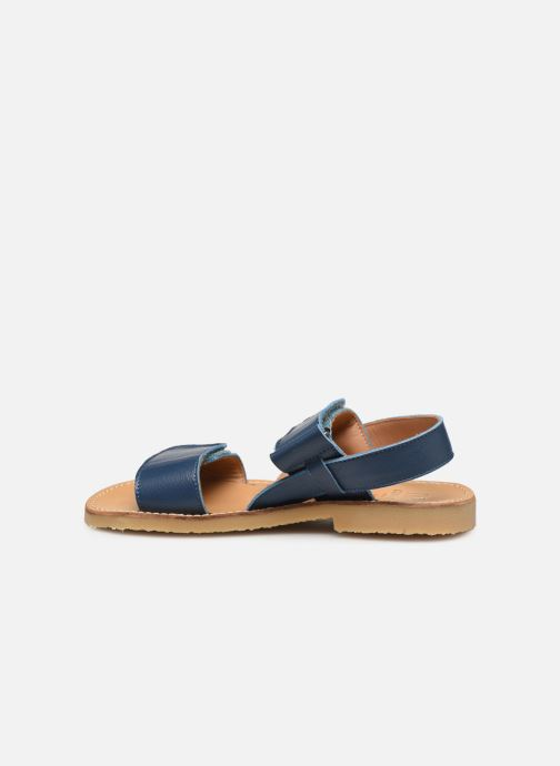Sandali e scarpe aperte Cendry Leon Azzurro immagine frontale