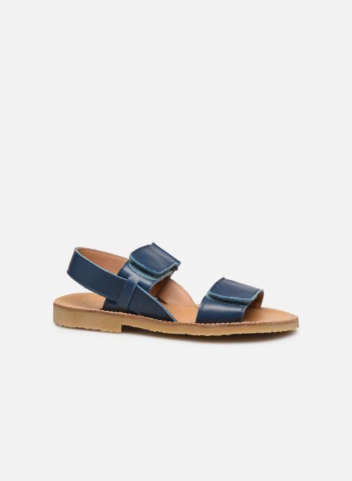 Sandali e scarpe aperte Cendry Leon Azzurro immagine posteriore