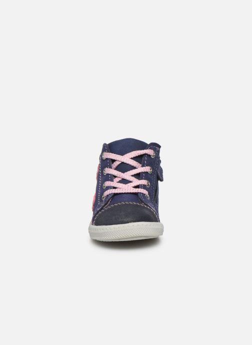 Bottines et boots Lurchi by Salamander Beba Bleu vue portées chaussures