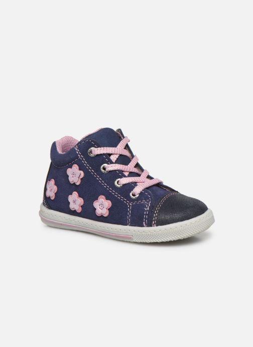Bottines et boots Lurchi by Salamander Beba Bleu vue détail/paire