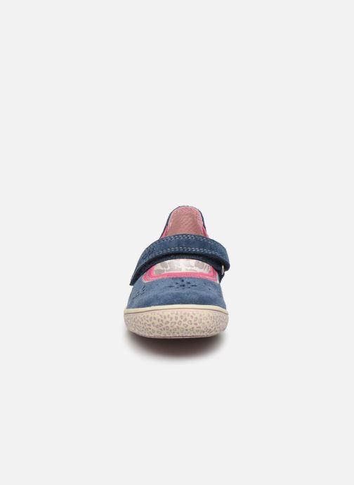 Ballerines Lurchi by Salamander Tyra Bleu vue portées chaussures