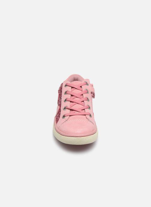 Baskets Lurchi by Salamander Sasa Rose vue portées chaussures