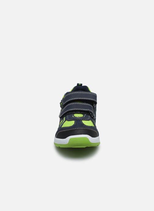 Baskets Lurchi by Salamander Marcos Bleu vue portées chaussures