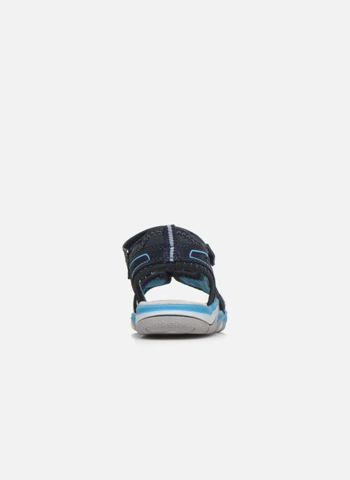 Sandales et nu-pieds Lurchi by Salamander Bennet Bleu vue droite