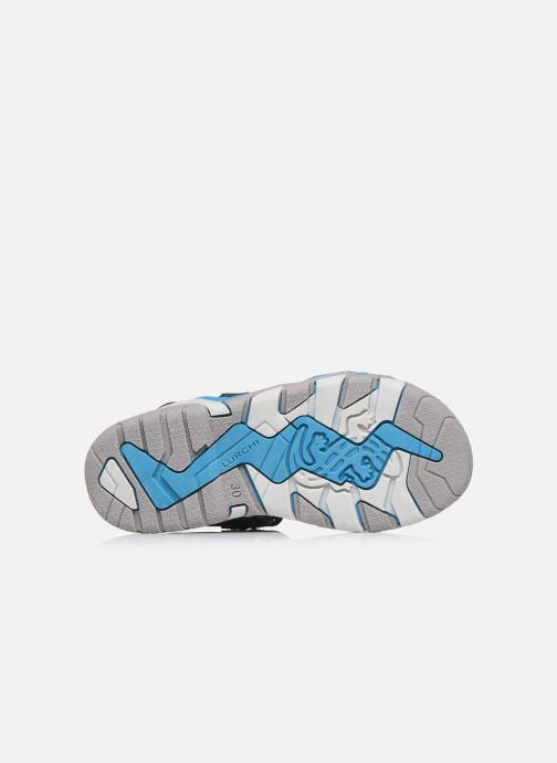 Sandales et nu-pieds Lurchi by Salamander Bennet Bleu vue haut
