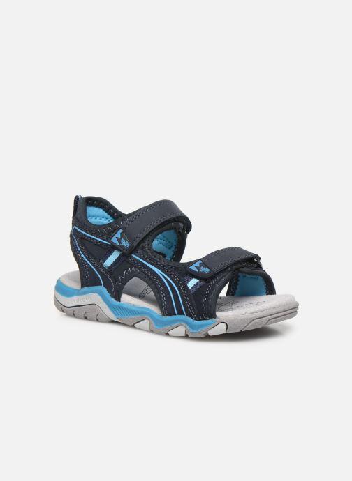 Sandales et nu-pieds Lurchi by Salamander Bennet Bleu vue détail/paire