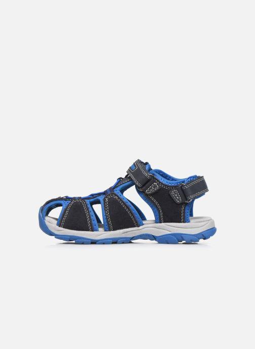 Sandales et nu-pieds Lurchi by Salamander Boris Bleu vue face