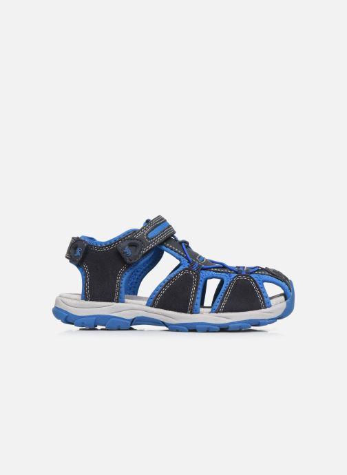 Sandales et nu-pieds Lurchi by Salamander Boris Bleu vue derrière