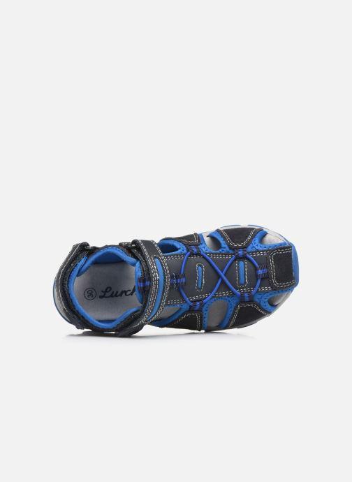 Sandales et nu-pieds Lurchi by Salamander Boris Bleu vue gauche