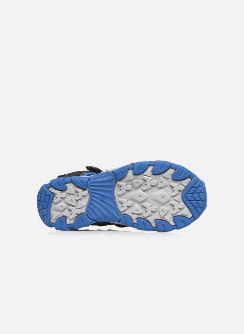 Sandales et nu-pieds Lurchi by Salamander Boris Bleu vue haut