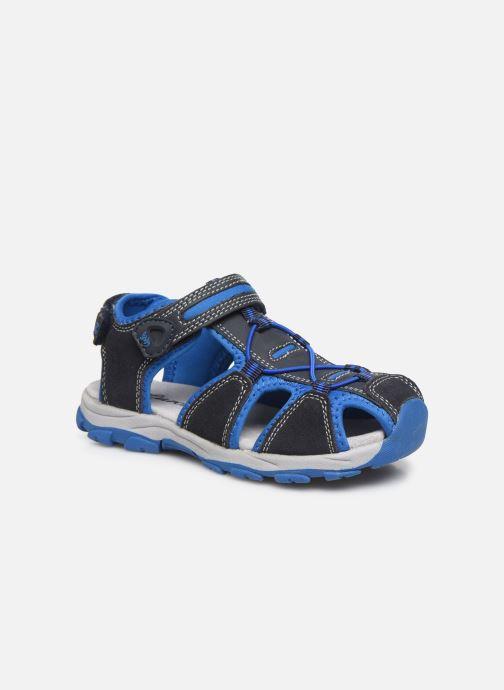 Sandales et nu-pieds Lurchi by Salamander Boris Bleu vue détail/paire