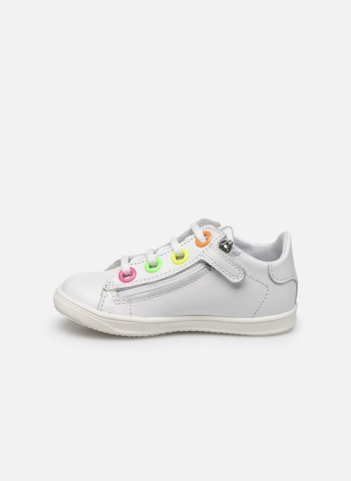 Sneakers Little Mary Dorothé Bianco immagine frontale