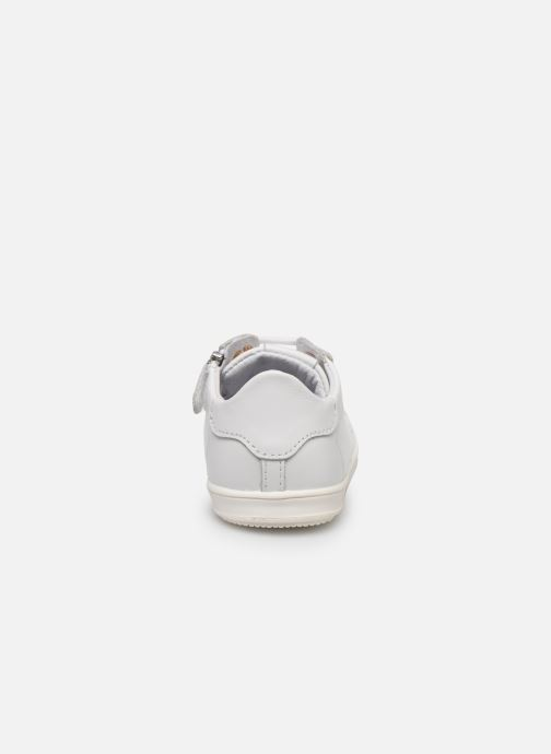 Sneakers Little Mary Dorothé Bianco immagine destra