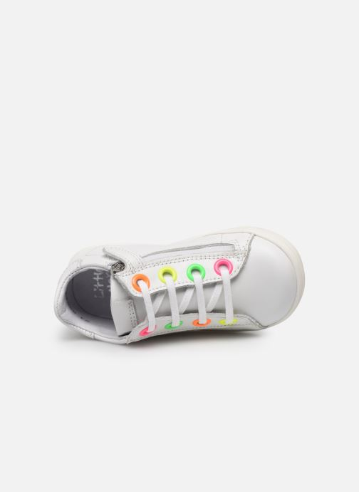 Sneakers Little Mary Dorothé Bianco immagine sinistra