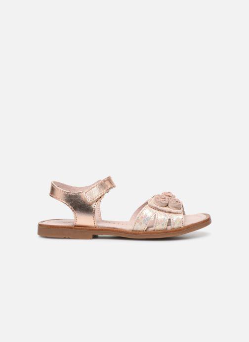 Sandales et nu-pieds Little Mary Lilyrose Rose vue derrière