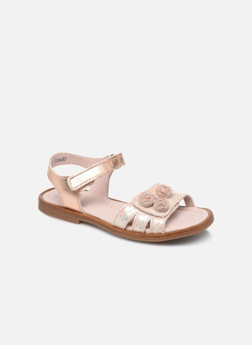 Sandales et nu-pieds Little Mary Lilyrose Rose vue détail/paire