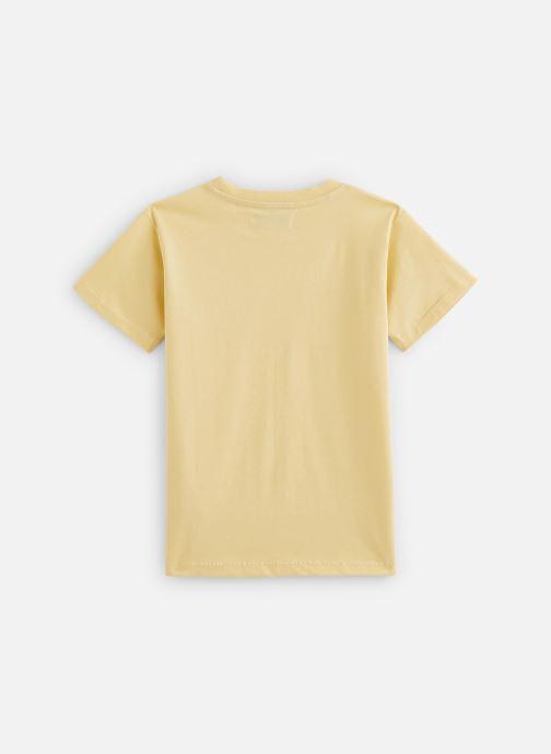 A Monday In Copenhagen T-shirt - Cherry T-shirt (Jaune) - Vêtements chez Sarenza (414123) 3H122
