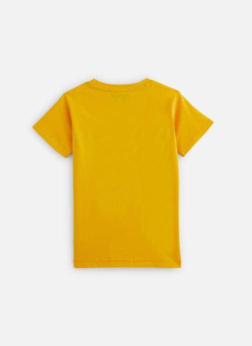 Vêtements A Monday In Copenhagen  Fun T-shirt Jaune vue bas / vue portée sac