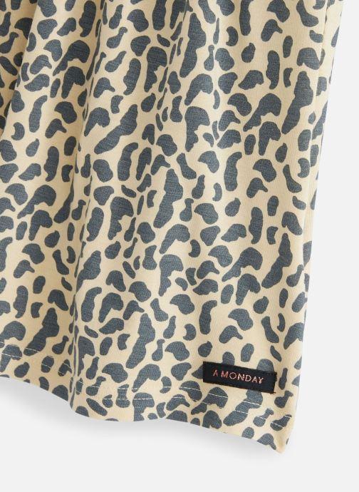 Vêtements A Monday In Copenhagen  Barbara Skirt Multicolore vue portées chaussures