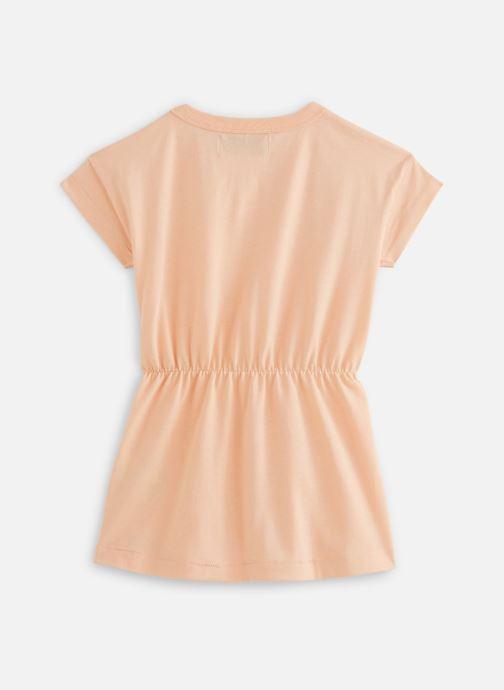 A Monday In Copenhagen Robe mini - Pina Dress (Orange) - Vêtements chez Sarenza (414137) kUteD