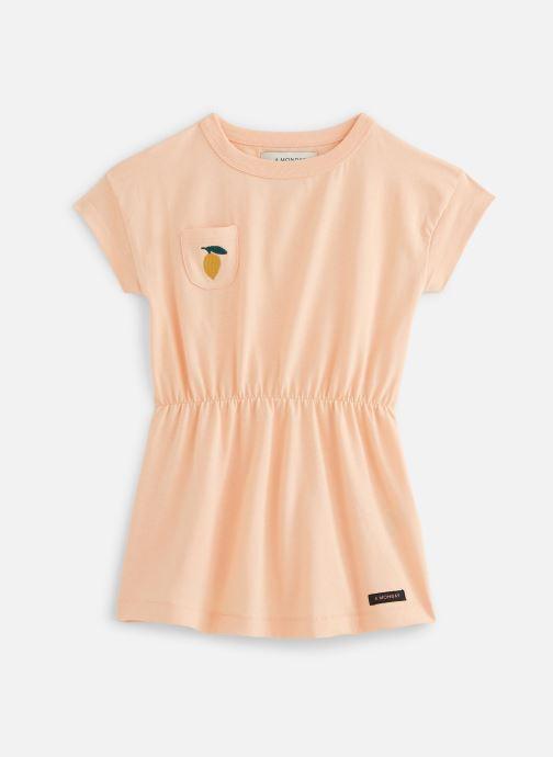 Vêtements A Monday In Copenhagen  Pina Dress Orange vue détail/paire