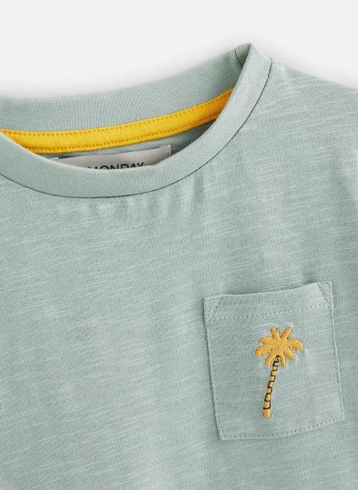 A Monday In Copenhagen T-shirt - Palmtree T-shirt (Vert) - Vêtements chez Sarenza (414140) NE7Vm
