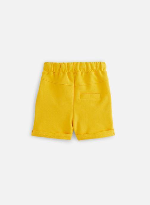 Vêtements A Monday In Copenhagen  Bailey Short Jaune vue bas / vue portée sac