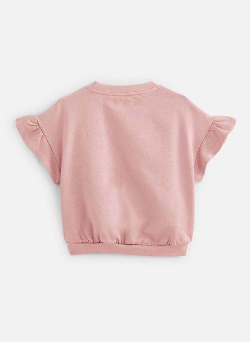 Vêtements A Monday In Copenhagen  Alicia Blouse Rose vue bas / vue portée sac