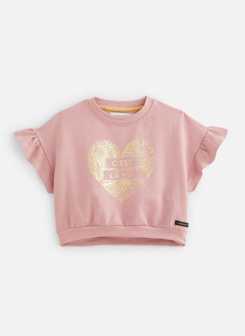 Vêtements A Monday In Copenhagen  Alicia Blouse Rose vue détail/paire