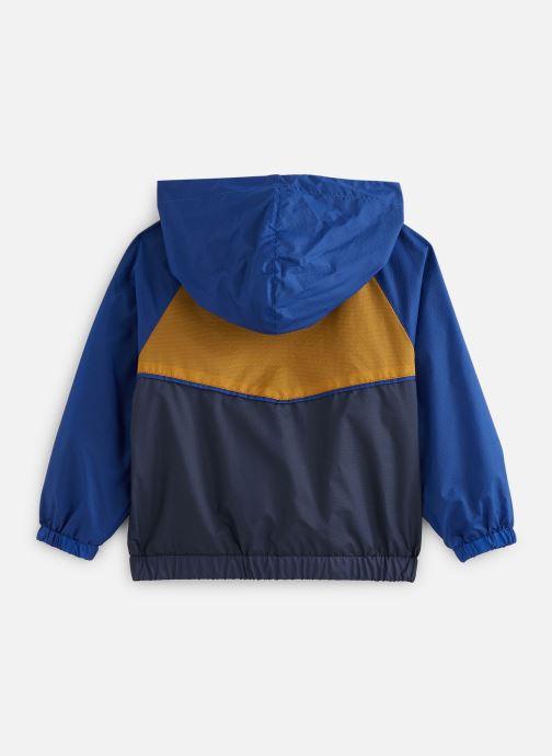 Vêtements A Monday In Copenhagen  Vio Zipperjacket Bleu vue bas / vue portée sac