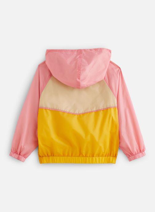 Vêtements A Monday In Copenhagen  Vio Zipperjacket Rose vue bas / vue portée sac