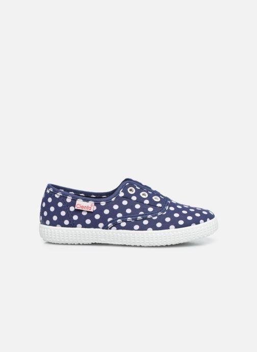 Sneakers Cienta Eléonore Blauw achterkant