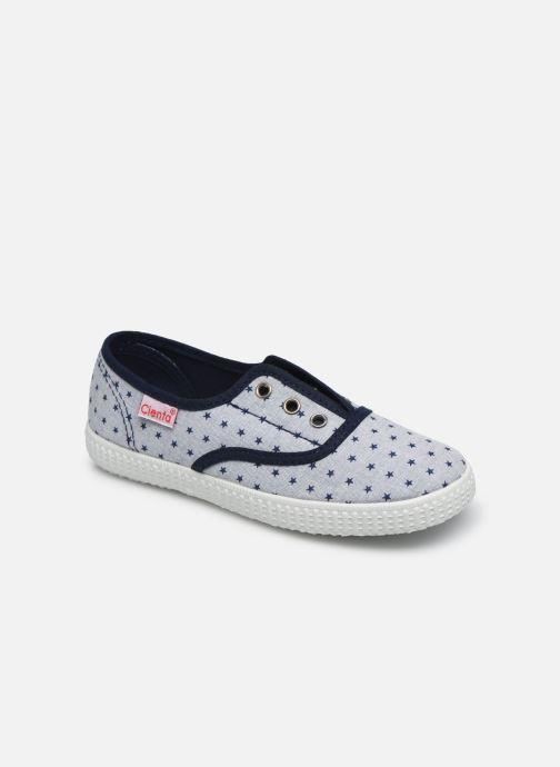 Sneaker Cienta Eléonore grau detaillierte ansicht/modell