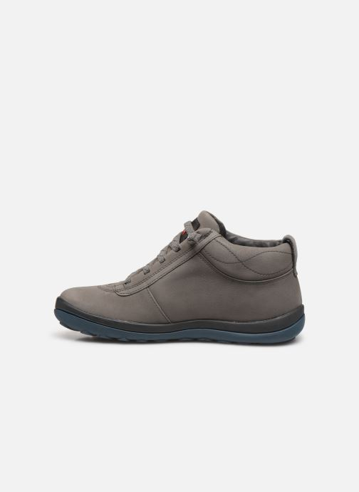 Trainers Camper Peu Pista 46829 Grey front view