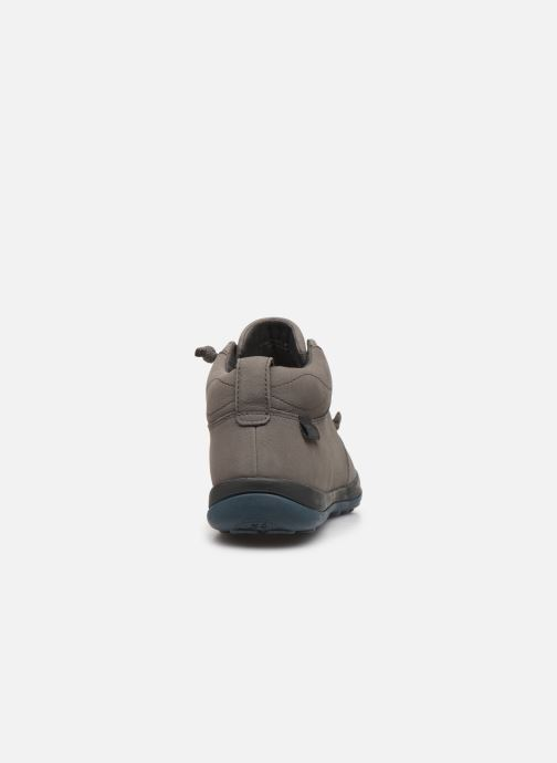 Trainers Camper Peu Pista 46829 Grey view from the right
