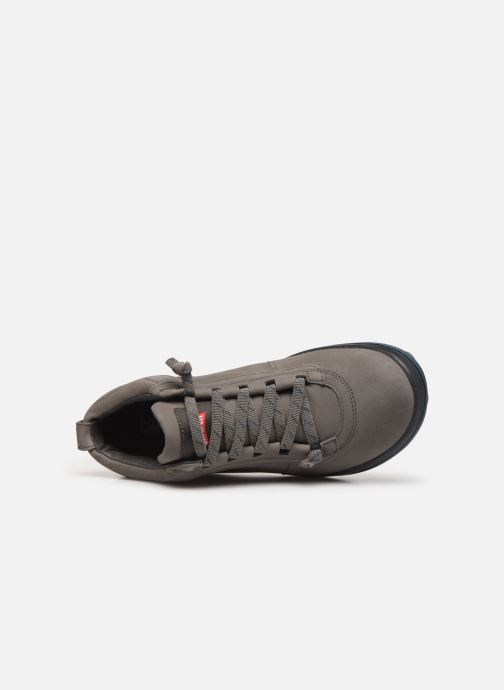 Trainers Camper Peu Pista 46829 Grey view from the left