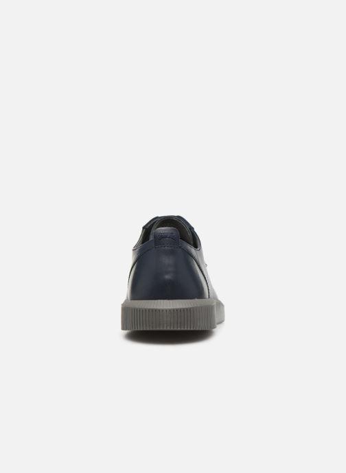 Camper Bill K100357 (Bleu) - Chaussures à lacets chez Sarenza (414183) SpBskTDV