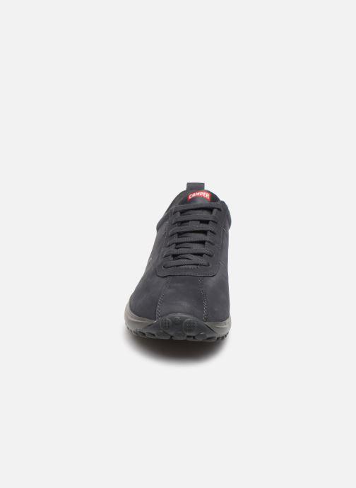Baskets Camper Canica K100499 Gris vue portées chaussures