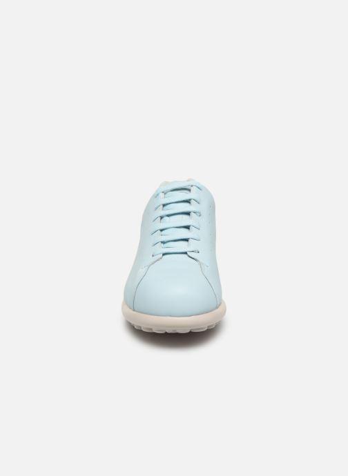 Sneakers Camper Pelotas XL K200747 Azzurro modello indossato