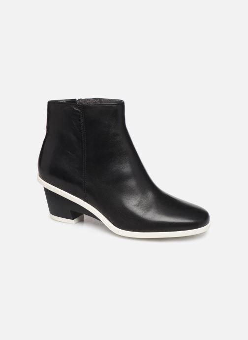 Bottines et boots Camper Brooke K400268 Noir vue détail/paire