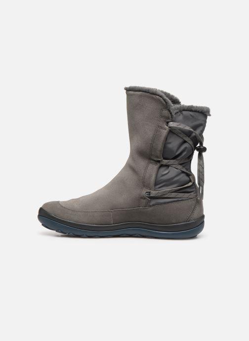 Bottines et boots Camper Peu Pista K400298 Gris vue face