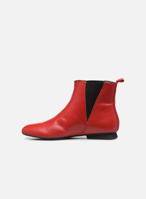Bottines et boots Camper Casi Myra K400366 Rouge vue face