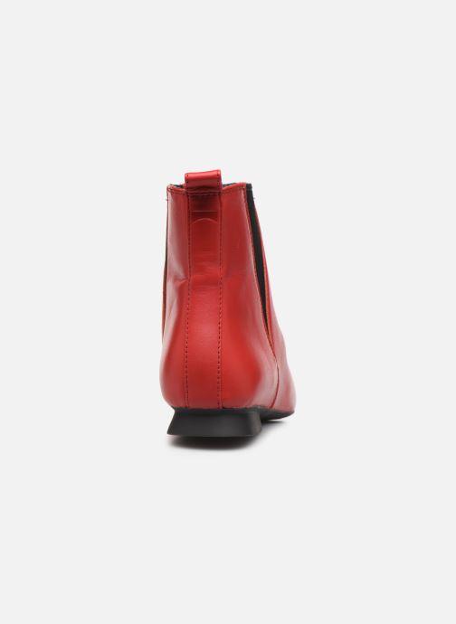 Bottines et boots Camper Casi Myra K400366 Rouge vue droite