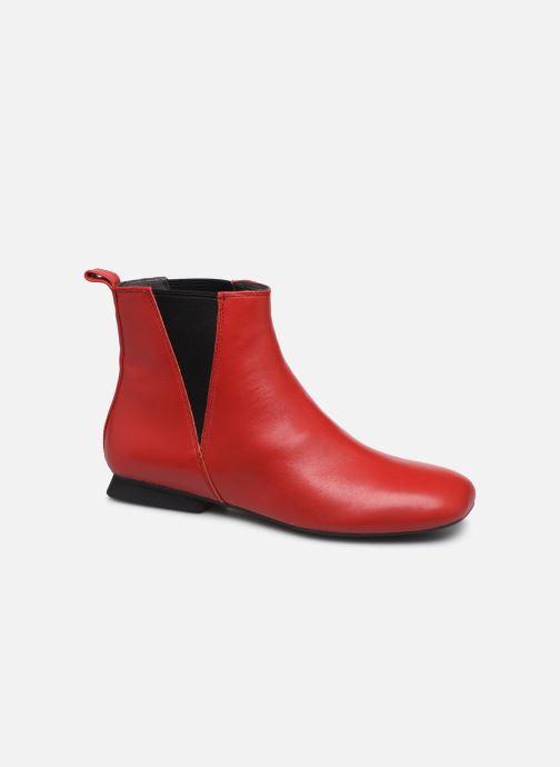 Bottines et boots Camper Casi Myra K400366 Rouge vue détail/paire