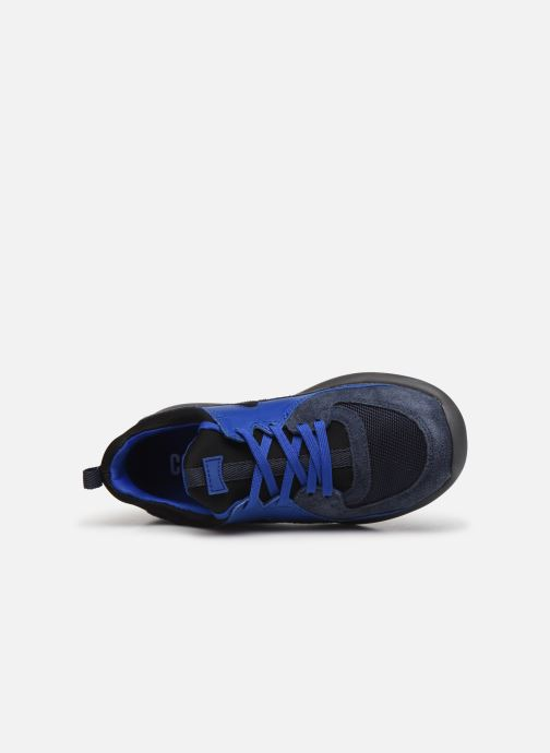 Sneakers Camper Driftie Kids Azzurro immagine sinistra