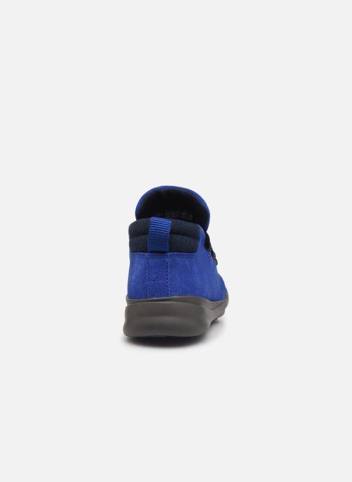 Deportivas Camper Ergo Kids K900160 Azul vista lateral derecha