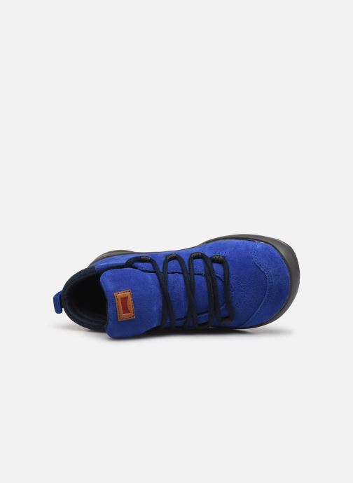 Baskets Camper Ergo Kids K900160 Bleu vue gauche