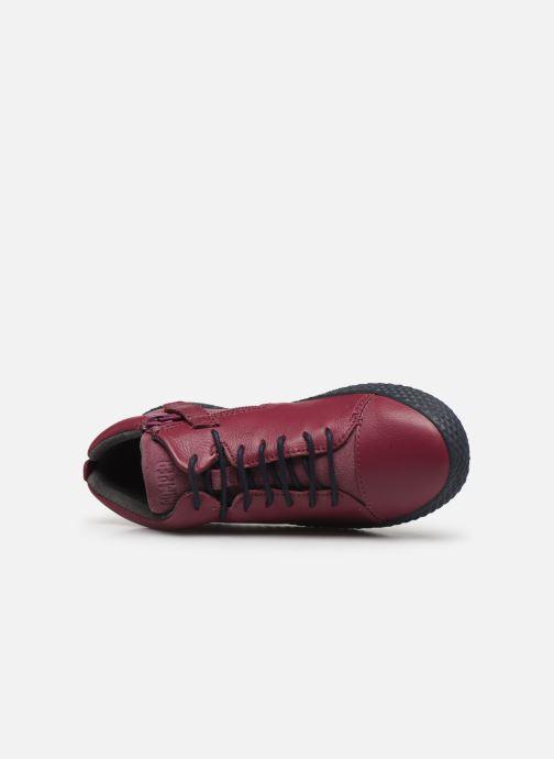 Sneakers Camper Pursuit Kids K900164 Bordò immagine sinistra