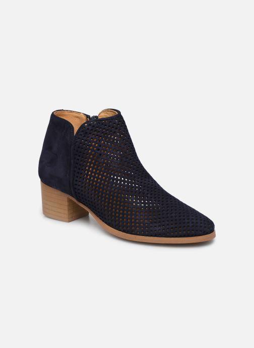Bottines et boots Georgia Rose Arletio Bleu vue détail/paire